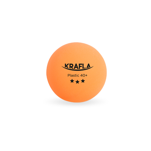 KRAFLA B-OR3000 Набор для н/т: мяч три звезды (3шт) №1