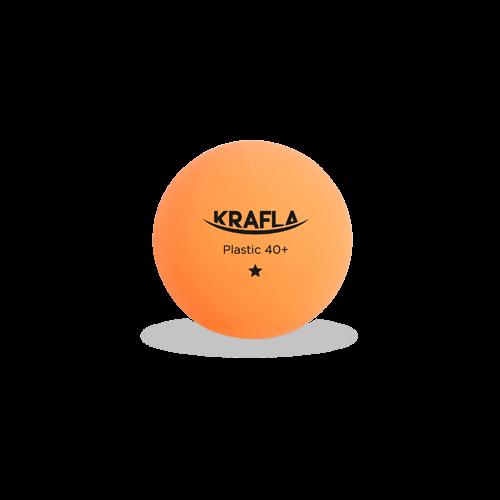 KRAFLA B-OR600 Набор для н/т: мяч одна звезда (6шт) №1