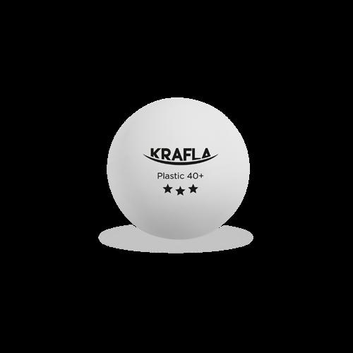 KRAFLA B-WT3000 Набор для н/т: мяч три звезды (3шт) №1