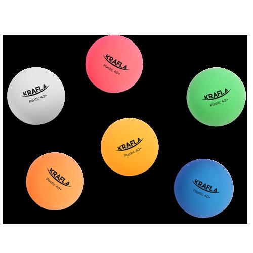 KRAFLA B-CL60 Набор для н/т: мяч без звезд (6шт) №1