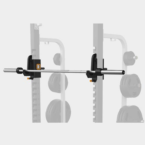 MATRIX MAGNUM OPT26R Увеличенные крюки для силовой рамы MEGA Power Rack №1