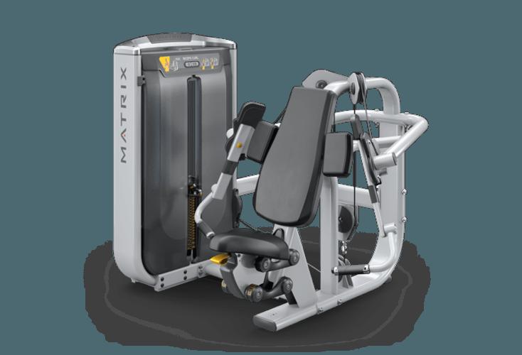 MATRIX ULTRA G7-S40-02 Независимая бицепс-машина №1