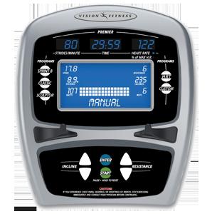 Эллиптический эргометр Vision S7100 HRT №2