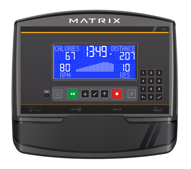 MATRIX U30XR Вертикальный велоэргометр №2