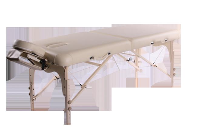 Складной массажный стол Vision Juventas II №1