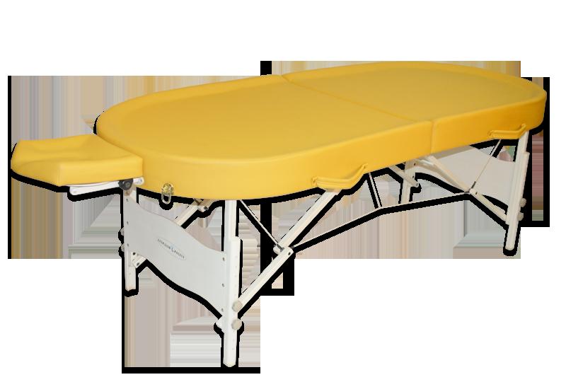 Складной массажный стол Vision Ayurveda Spice №1