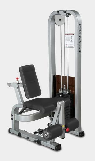 Разгибание ног сидя Body Solid ProClub SLE-200G №1