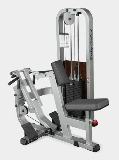 Гребная тяга Body Solid ProClub SRM-1700G №1