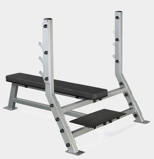 Горизонтальная скамья для жима Body Solid--ProClub SFB349G №1