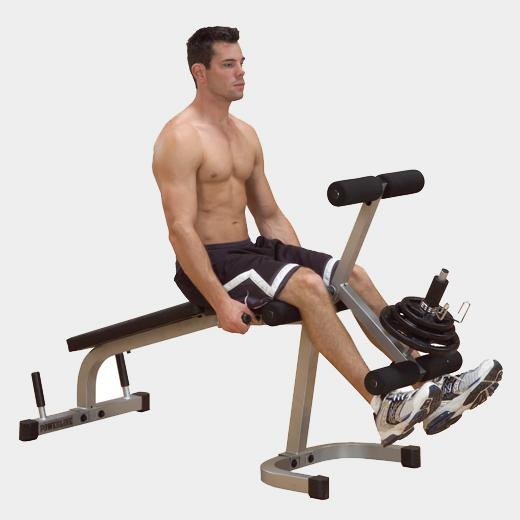 Скамья для ног Body Solid GLCE-65 №1