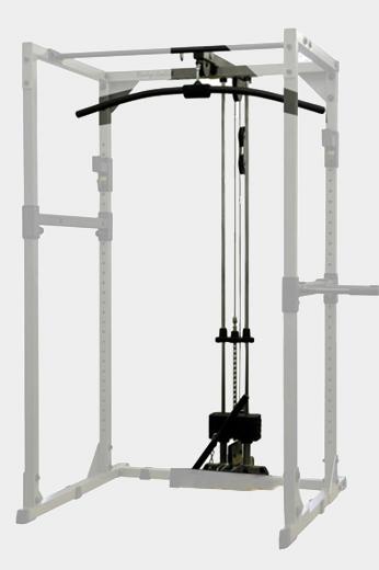 Опция верхняя тяга Body Solid GLA-80S/GLA-80 №1