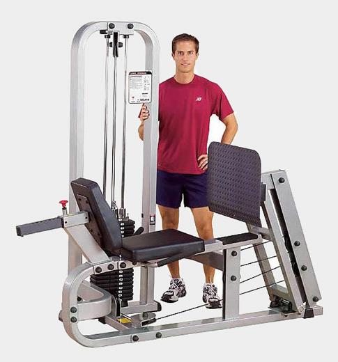 Горизонтальный жим ногами Body Solid ProClub SLP-500G №1