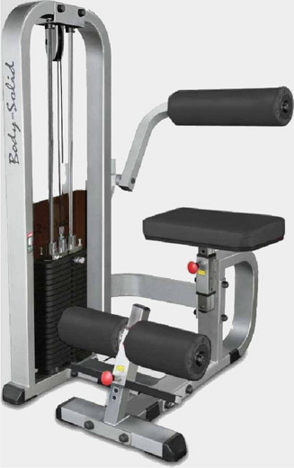 Разгибание спины Body Solid ProClub SBK-1600 №1