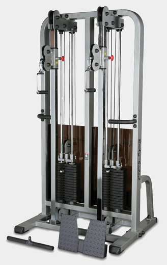 Сдвоенная блочная стойка Body Solid ProClub SDC-2000G №1