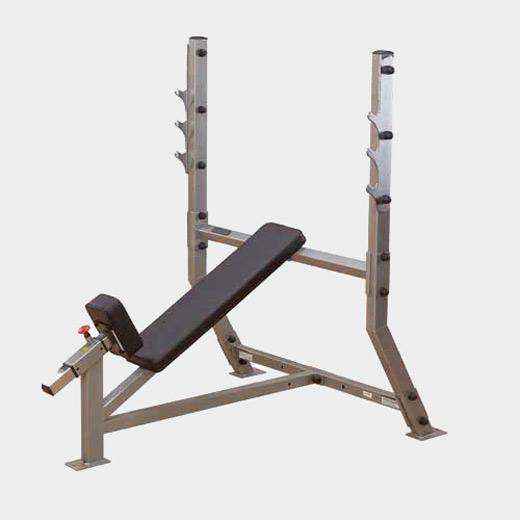 Наклонная скамья для жима Body Solid ProClub SIB359G №1