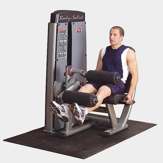 Сгибание-разгибание ног Body Solid ProDual DLEC-SF №1