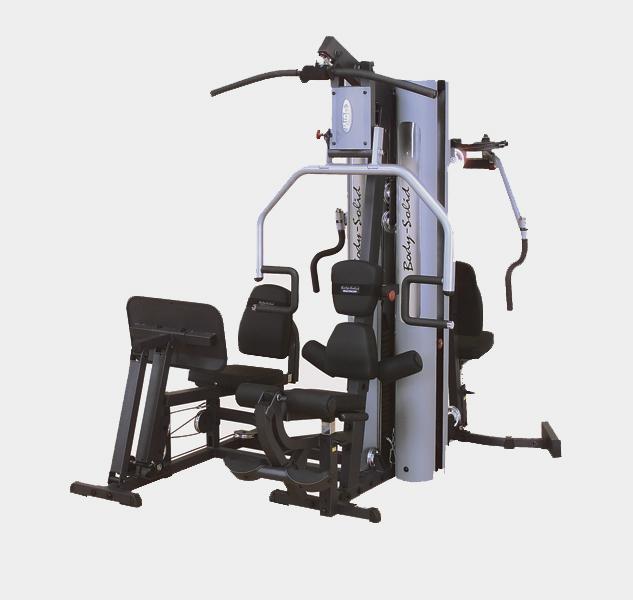 Силовой комплекс Body Solid G9S №1