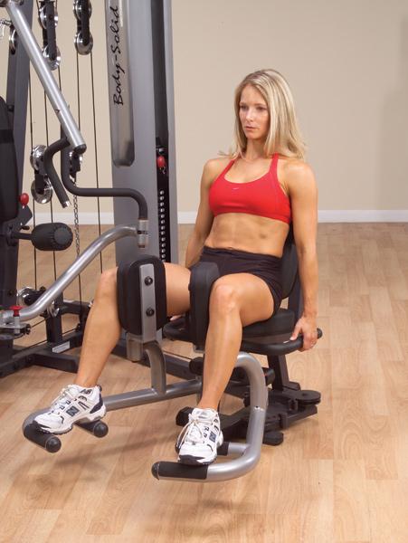 Опция сведение-разведение ног Body Solid GIOT №1