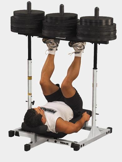 Вертикальный жим ногами Body Solid Powerline PVLP156 №1