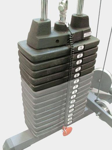 Весовой стек Body Solid SP50 №1