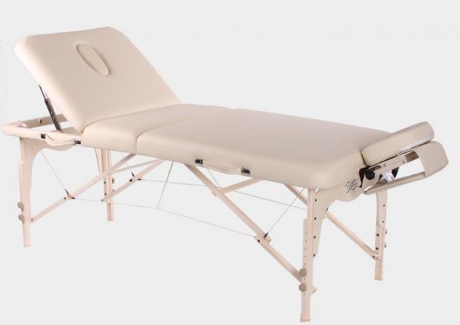 Складной массажный стол Vision Juventas Deluxe №1