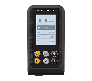MATRIX NEW Rower Гребной тренажер №2